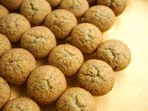 Muffin μπανανών κέικ Στοκ Φωτογραφίες