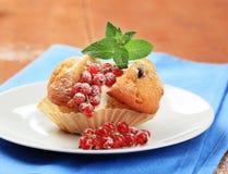 muffin νόστιμο στοκ φωτογραφία