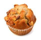 Muffin ξύλων καρυδιάς Στοκ Φωτογραφία
