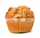 Muffin ξύλων καρυδιάς Στοκ φωτογραφίες με δικαίωμα ελεύθερης χρήσης