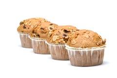 muffin σειρά Στοκ Εικόνα