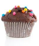 muffin σοκολάτας καλαίσθητ&omicro Στοκ Εικόνα