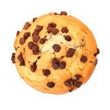muffin σοκολάτας τσιπ Στοκ εικόνα με δικαίωμα ελεύθερης χρήσης