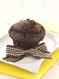 Muffin σοκολάτας Στοκ Φωτογραφία