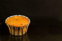 Muffin σοκολάτα Στοκ φωτογραφία με δικαίωμα ελεύθερης χρήσης