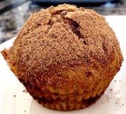 Muffin στροβίλου κανέλας Στοκ φωτογραφίες με δικαίωμα ελεύθερης χρήσης