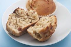 Muffin της Apple Στοκ Φωτογραφίες