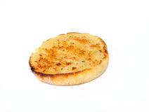 βουτυρωμένο muffin Στοκ Φωτογραφία