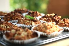 Muffin Royalty Free Stock Photography