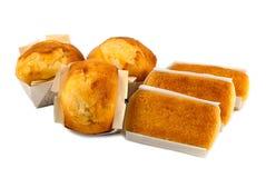 Muffin Fotografie Stock Libere da Diritti