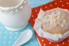Muffin fotografia de stock