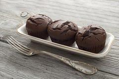 Muffin imagem de stock