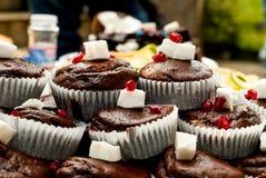 Muffin Immagini Stock