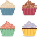 Muffin royalty-vrije stock fotografie