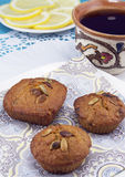 Muffin Stock Foto
