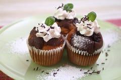 muffin royalty-vrije stock afbeeldingen