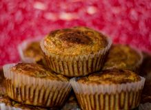 muffin photographie stock