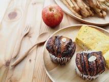 Muffin bakery Stock Photos