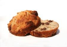 muffin bananów Zdjęcie Stock