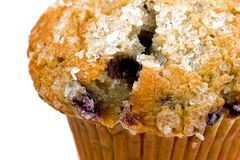 muffin blueberry zdjęcia royalty free