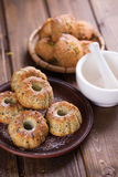 Muffin casalinghi freschi Fotografia Stock
