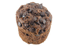 Muffin Choc Stock Photography