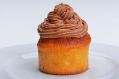 Muffin chocolate Royalty Free Stock Photo
