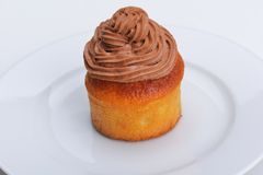 Muffin chocolate Royalty Free Stock Image