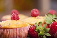 Muffin close up Stock Photo
