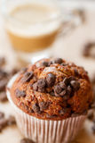 Muffin and coffee Stock Photos