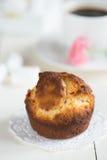 Muffin con frutta secca Immagine Stock Libera da Diritti