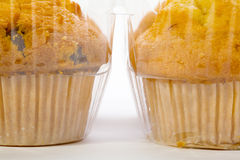 Muffin cookies Stock Images