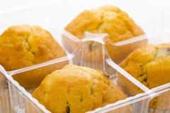Muffin cookies Stock Photo