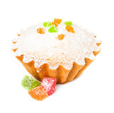 Muffin cupcake Royalty Free Stock Images