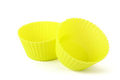 Muffin cups Royalty Free Stock Photos