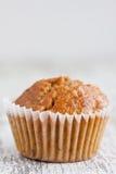 Muffin da cenoura fotografia de stock royalty free