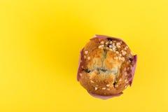 Muffin de blueberry Foto de Stock Royalty Free