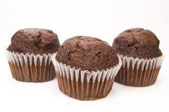 Muffin del cioccolato Immagine Stock