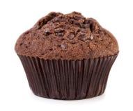 Muffin del cioccolato fotografie stock