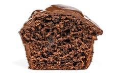 Muffin del cioccolato Fotografia Stock