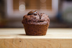 Muffin del cioccolato Fotografia Stock Libera da Diritti