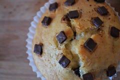 Muffin del cioccolato Fotografie Stock Libere da Diritti