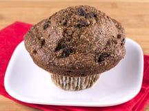 Muffin di crusca Fotografie Stock Libere da Diritti