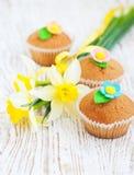 Muffin dolci fotografie stock libere da diritti