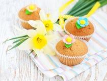 Muffin dolci immagine stock libera da diritti