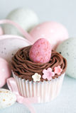 muffin easter Royaltyfria Foton