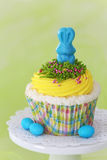 muffin easter Royaltyfri Bild