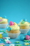 muffin easter Arkivfoto