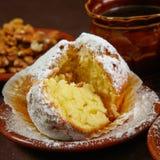 Muffin freschi Fotografie Stock Libere da Diritti