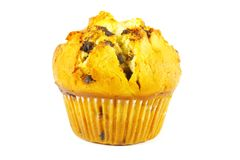 Muffin gebacken stockfoto